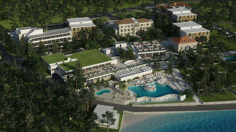 Luxury Resort Port 9 Opening Next Week on Korčula Island