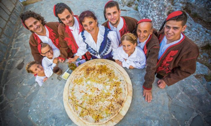 [PHOTOS] Soparnik: Traditional Croatian Specialty