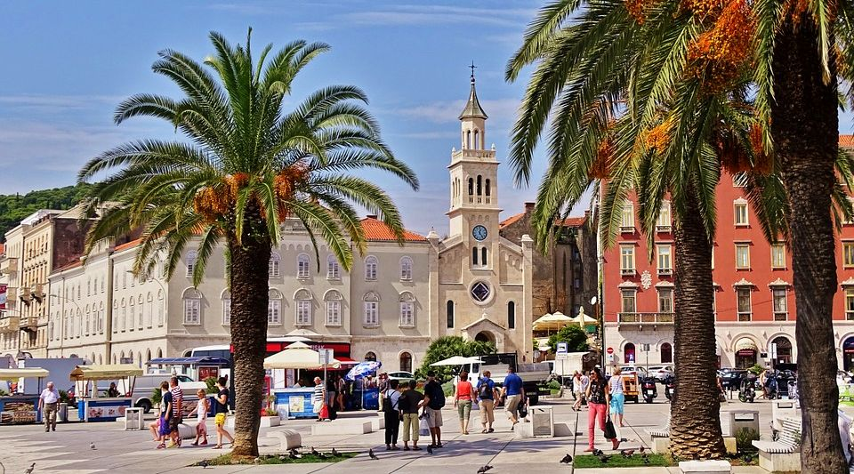 Record Start to June as Tourists Flood into Croatia