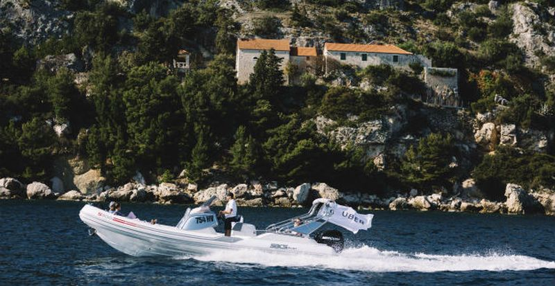 UberBOAT Launches on Croatian Coast – Details & Prices