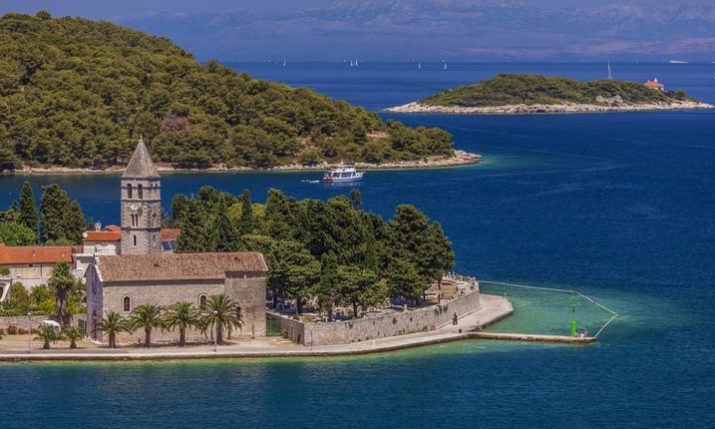 Croatia Records 1 Million Tourist Overnights from UK in 2017