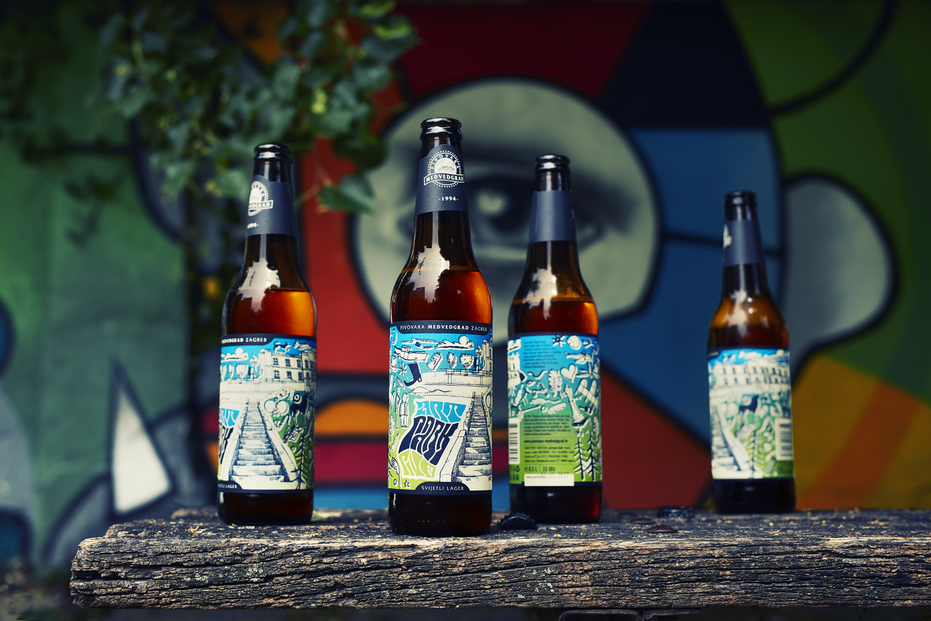 Zagreb Park Gets its Own Beer
