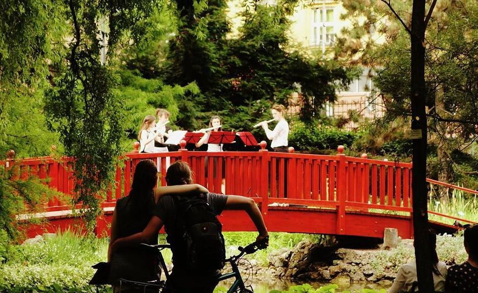 Plants & Plays in Tuškanac Park: New Musical Oasis in the Heart of Zagreb