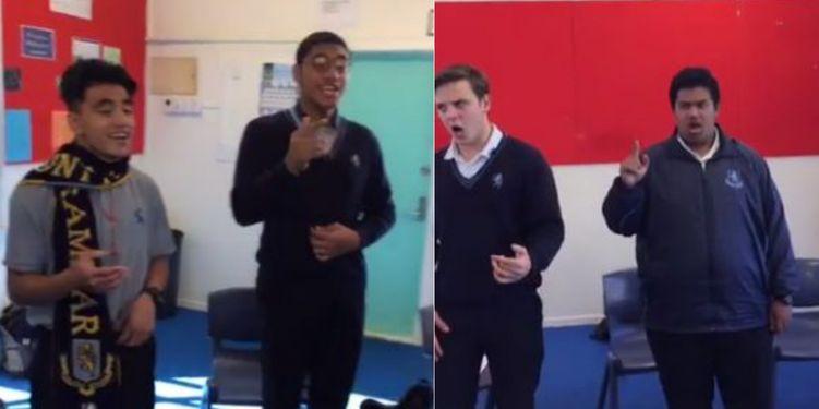 [VIDEO] Awesome Croatian Klapa Performance from Kiwi School Kids