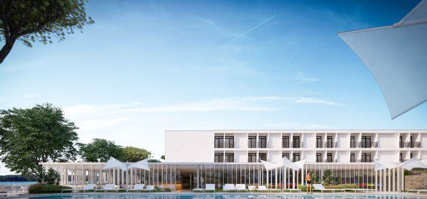 [PHOTOS] New Family Hotel Park Opens on Krk Island