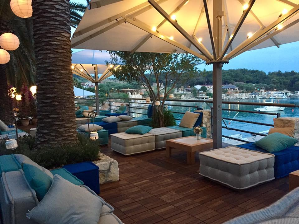 [PHOTOS] New Lounge Bar Opens in Palmižana in Paklinski Islands