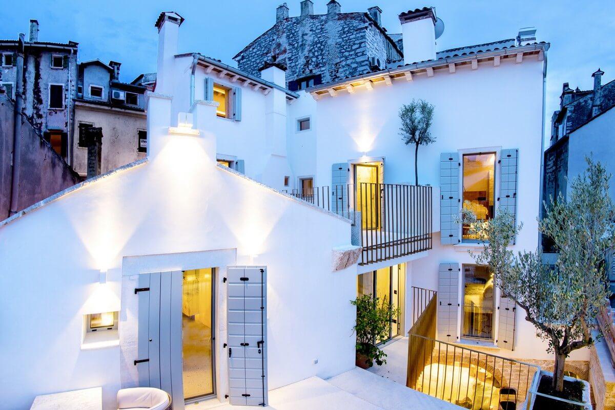 New Luxury Hotel Opens its Doors in Rovinj