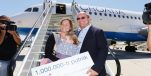 [PHOTOS] Croatia Airlines Welcomes 1,000,000th Passenger in 2017