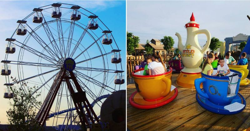 New Theme Park Opens this Weekend on Dalmatian Coast