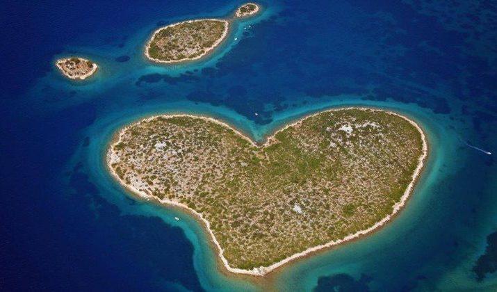 Croatia Romantic Destinations