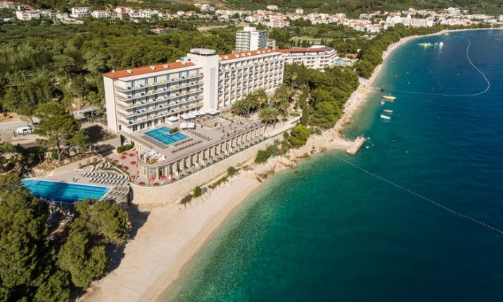 [PHOTOS] Iconic Jadran Hotel in Tučepi gets Luxury Upgrade