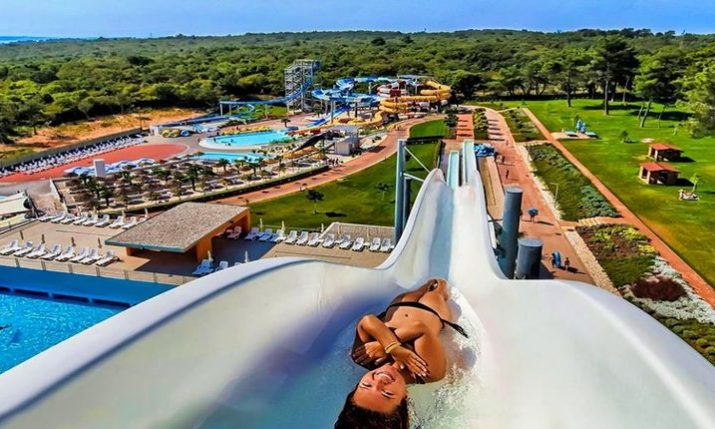 Croatia's 'Istralandia' Named 2nd Best Water Park in Europe