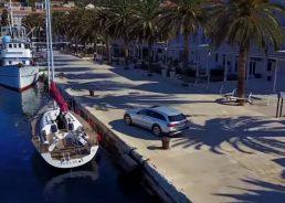 [VIDEO] Mercedes-Benz Shoot Commerical on Hvar Island