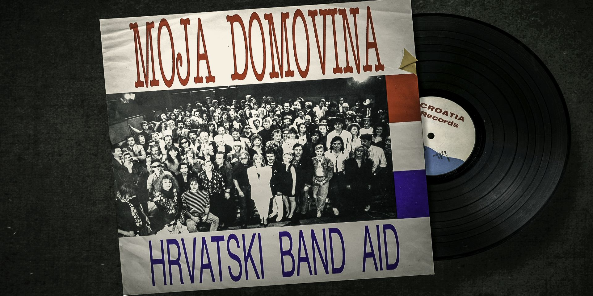 World Premiere of 1990s Patriotic Croatian Music Doco