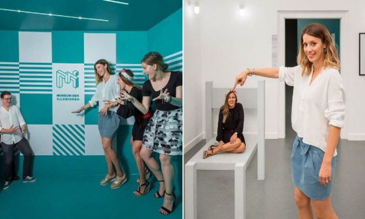 Croatian Museum of Illusions Opens in Vienna