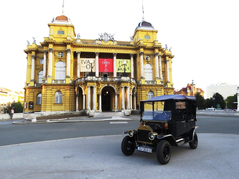 Free Old Timer Tours Around Gorgeous Zagreb