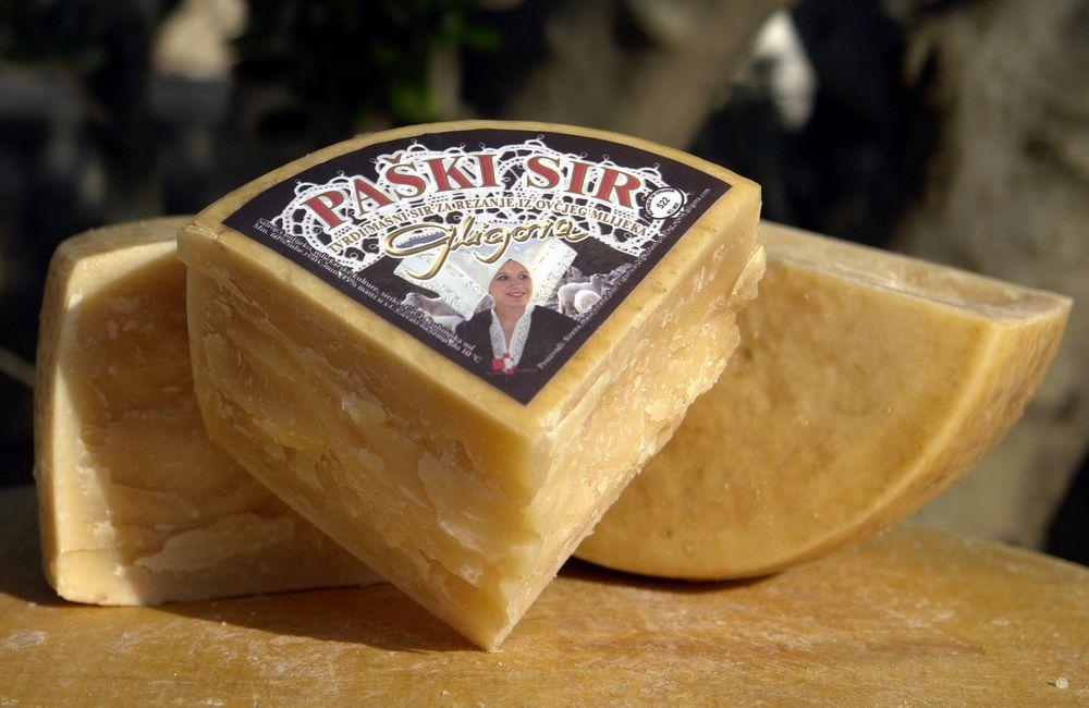 Croatian Paški Sir Wins Gold at 120th International Cheese Awards
