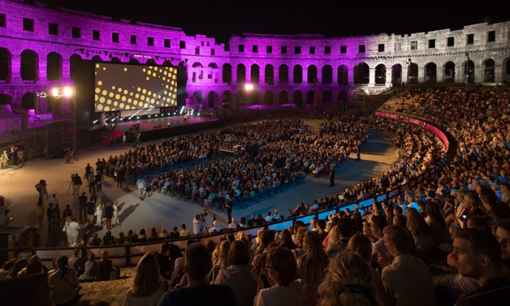 64th Pula Film Festival Opens