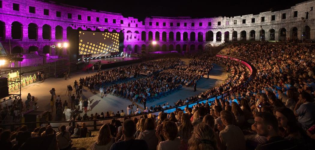 64th Pula Film Festival Opens