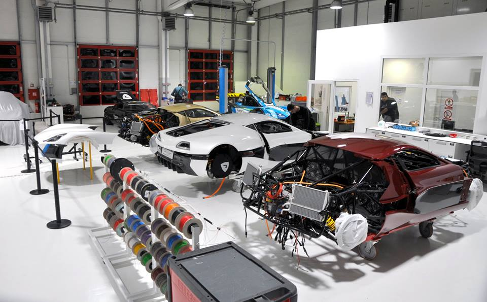 Rimac Factory Tours Becoming a Popular Tourist Attraction