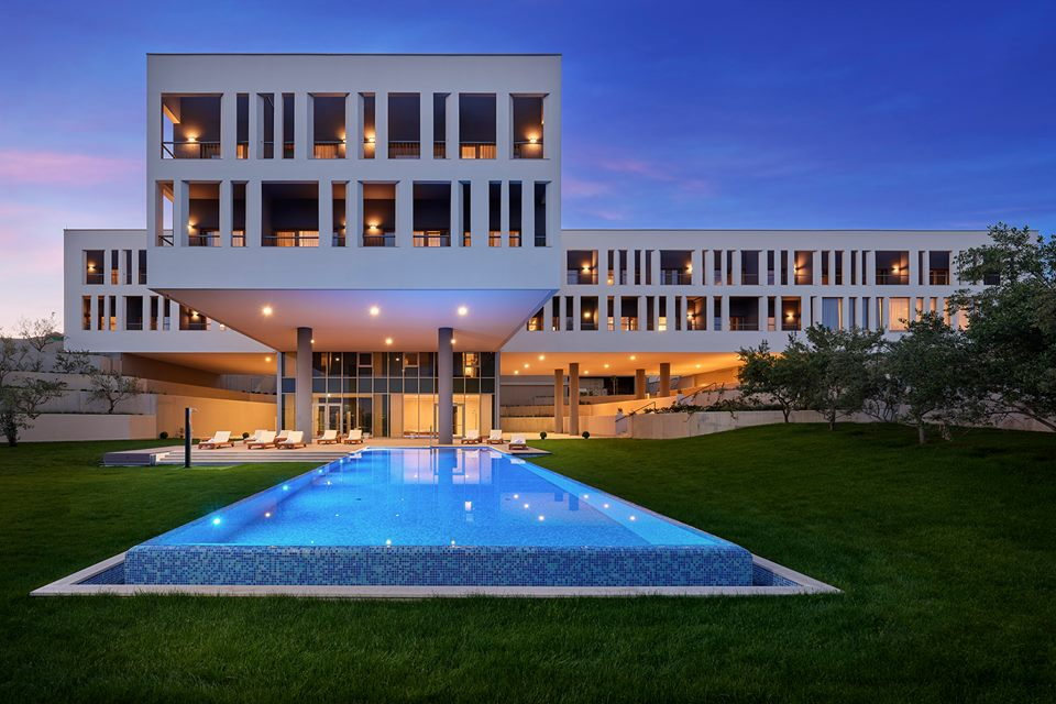[PHOTOS] Newly Opened Salona Palace in Ancient City of Solin