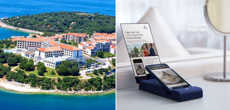 First Hotels in Croatia Offering Guests Unlimited Free Smartphone Use