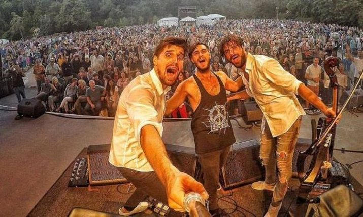 2CELLOS Kick Off American Leg of World Tour