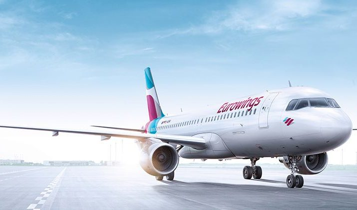 Eurowings to Fly All Year Round to Rijeka