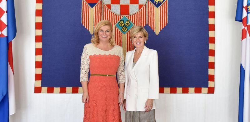 Croatian President to Visit Australia Next Month