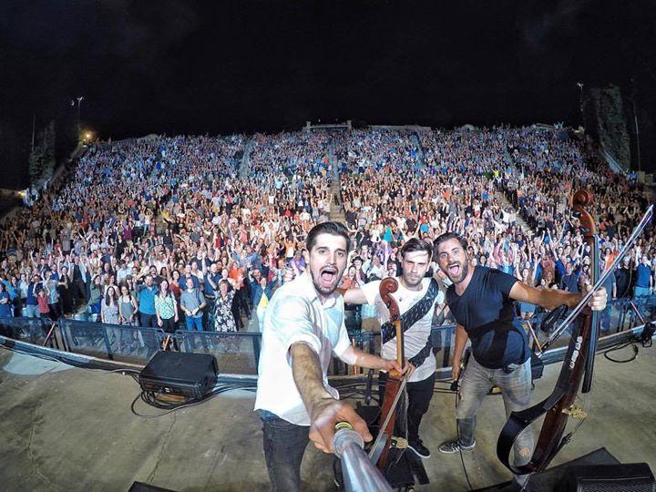 2CELLOS Kick Off American Leg of World Tour | Croatia Week