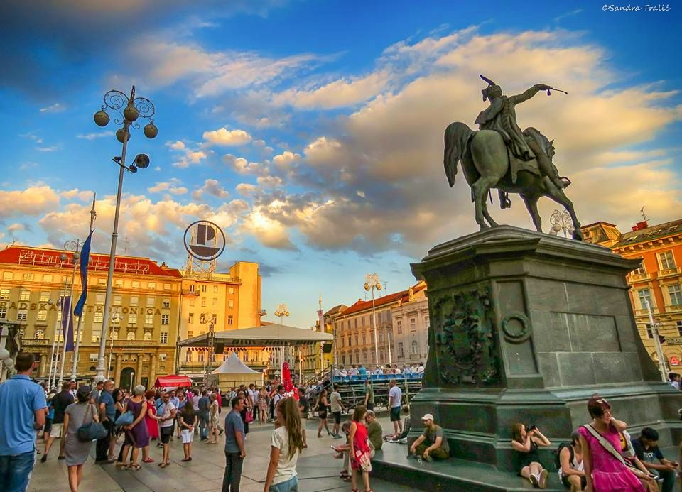 Travelogue: Returning Home to Zagreb from America