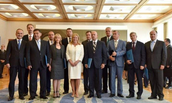12 New Croatian Ambassadors Posted Around the World