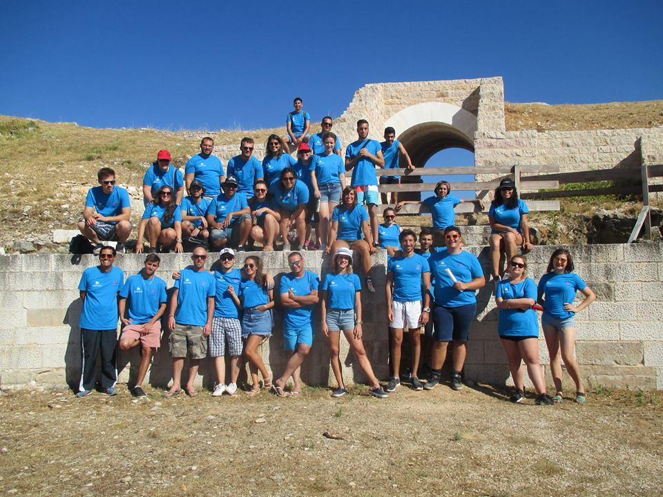 Youngsters From Croatian Communities Abroad Volunteering in Croatia