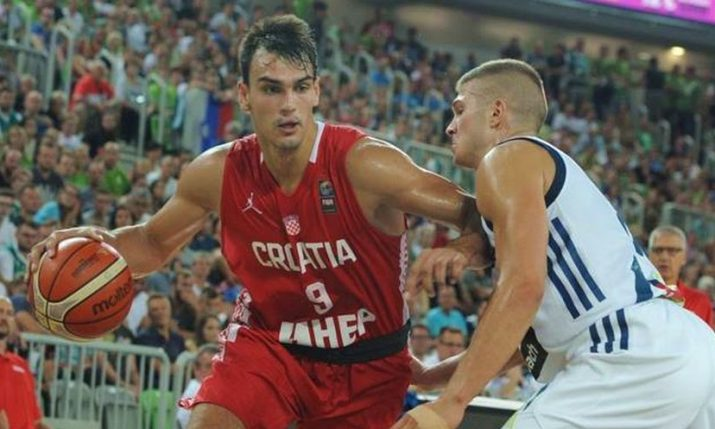 Croatia Dark-Horses for EuroBasket 2017