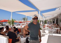 [PHOTO] Football Legend Luis Figo Enjoying Croatian Holiday
