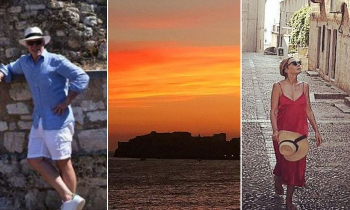 [PHOTO] Tommy Hilfiger Enjoying Dubrovnik Holiday