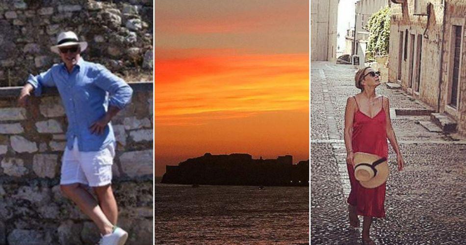 [PHOTO] Tommy Hilfiger Enjoying Dubrovnik Holiday