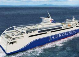 Jadrolinija Building New €50 Million Ship