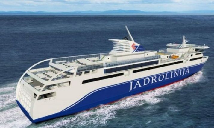 Jadrolinija Building New €50 Million Ship