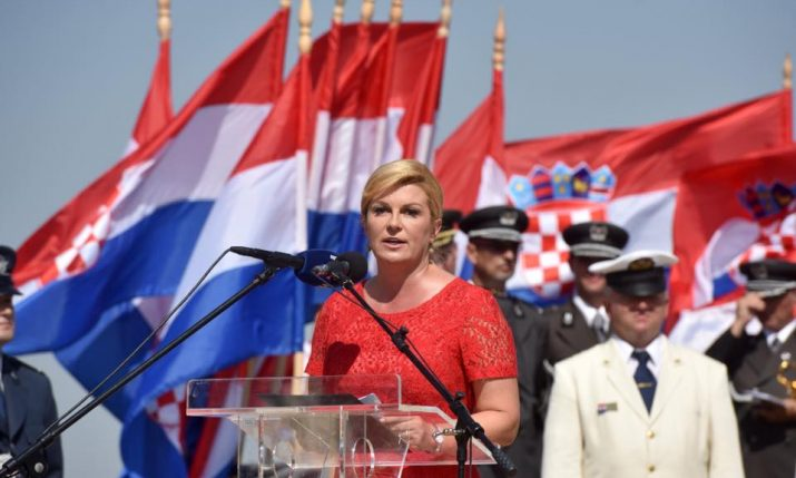 Croatian President Heads Off on Official Visit to Australia & New Zealand