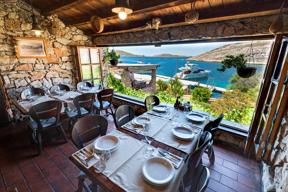 Konoba Opat – Restaurant with One of the Best Views in Croatia