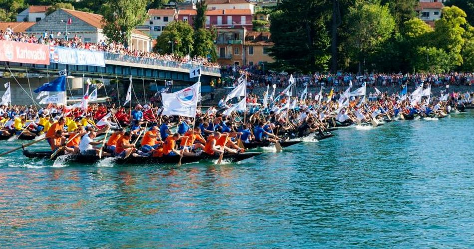 20th Anniversary Maraton Lađa in Neretva this Weekend