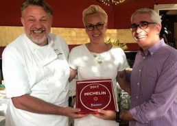 [PHOTO] First Restaurant in Croatia Receives Michelin Star Plaque