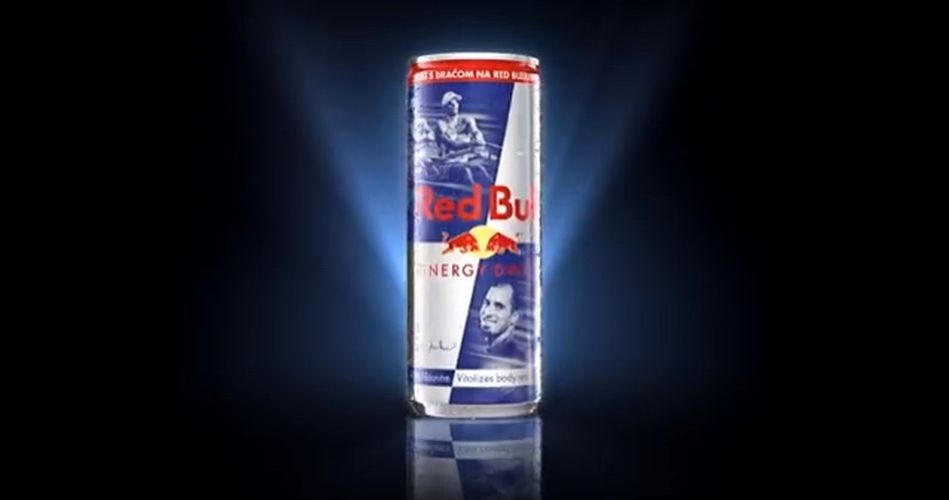 Sinković Brothers First Croatian Athletes on Red Bull Can