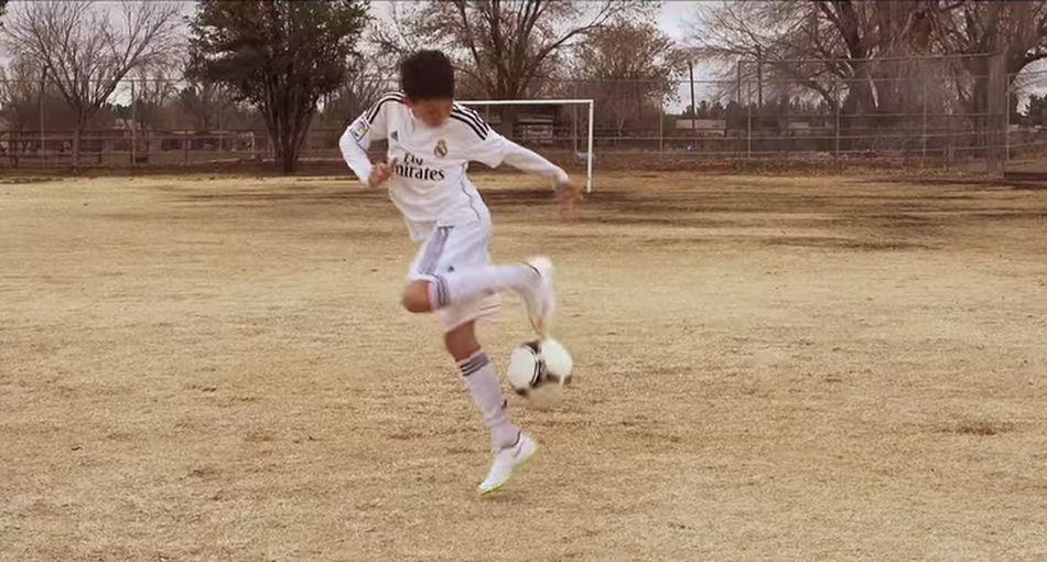 [VIDEO] 'Young Ronaldo' Arrives at Dinamo Zagreb Youth Academy