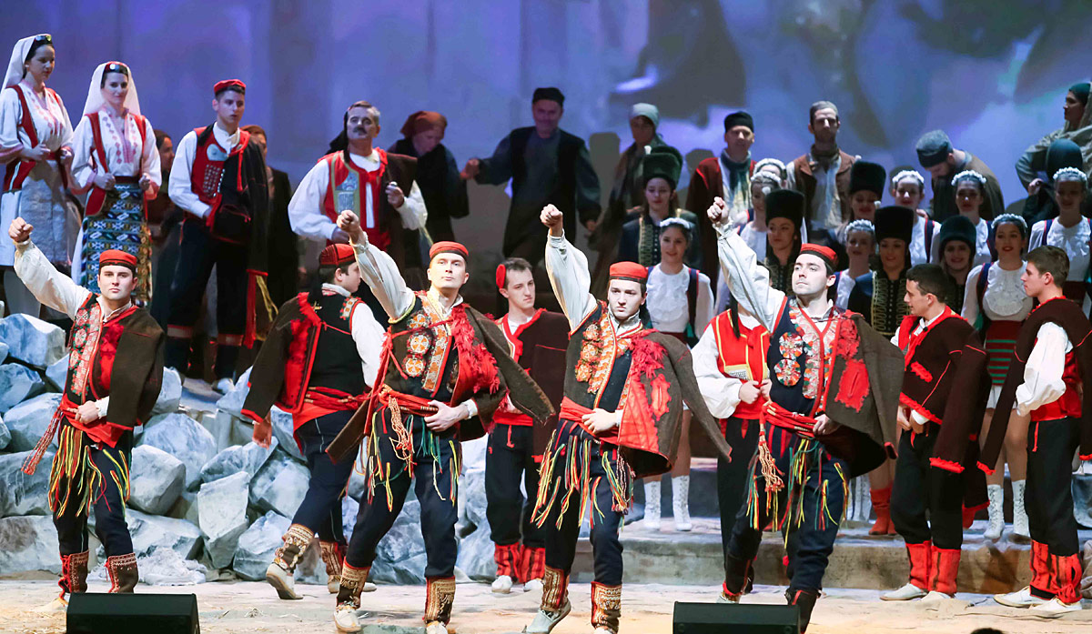 Musical About 'Our Lady of Sinj' & Amazing Battle in 1715 to Premiere in Sinj