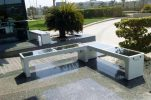 [PHOTO] First Croatian Smart Benches Placed in Dubai