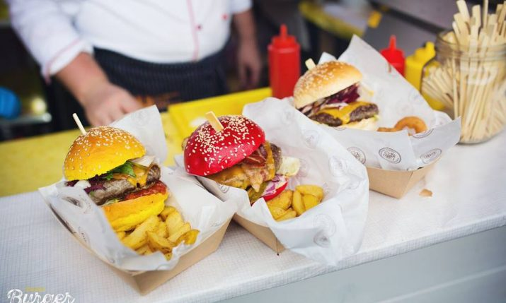 2nd Zagreb Burger Festival to be Held Next Month