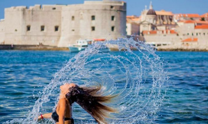 Sea Temperature Record Set in Croatia