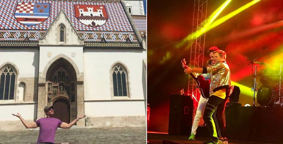 [VIDEO] Duran Duran Play Sellout Concert in Zagreb